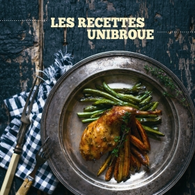 Les recettes Unibroue