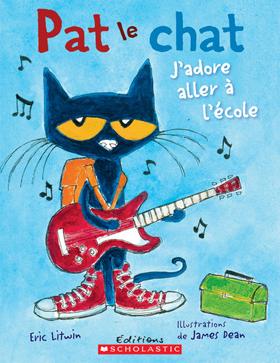 Pat le chat - J'adore aller à l'école