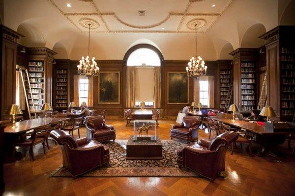 Bibliothèque de l'Université Lafayette, Easton, États-Unis