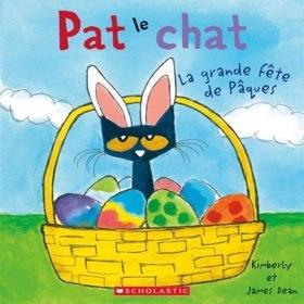 Pat le chat, la grande fête de Pâques