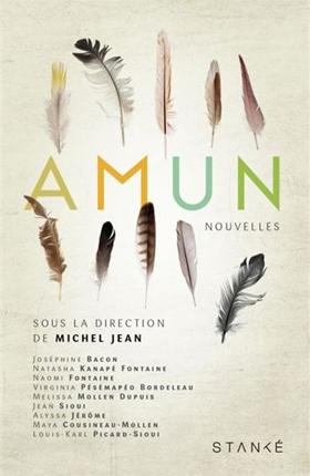Amun - Recueil de nouvelles sous la direction de Michel Jean