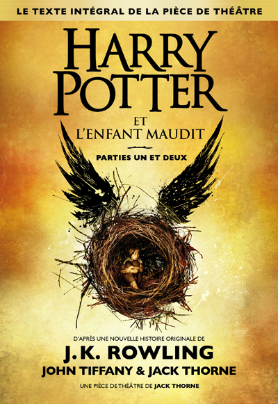 Harry Potter et l'enfant maudit : parties 1 et 2