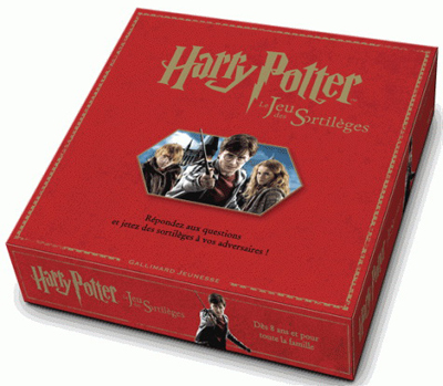 Harry Potter : le jeu des sortilèges