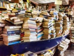 Bateau librairie - Crédit : Geoffrey Whiteway